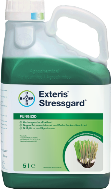 Exteris® StressGard®
