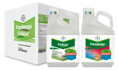Fandango® Folicur® Pack