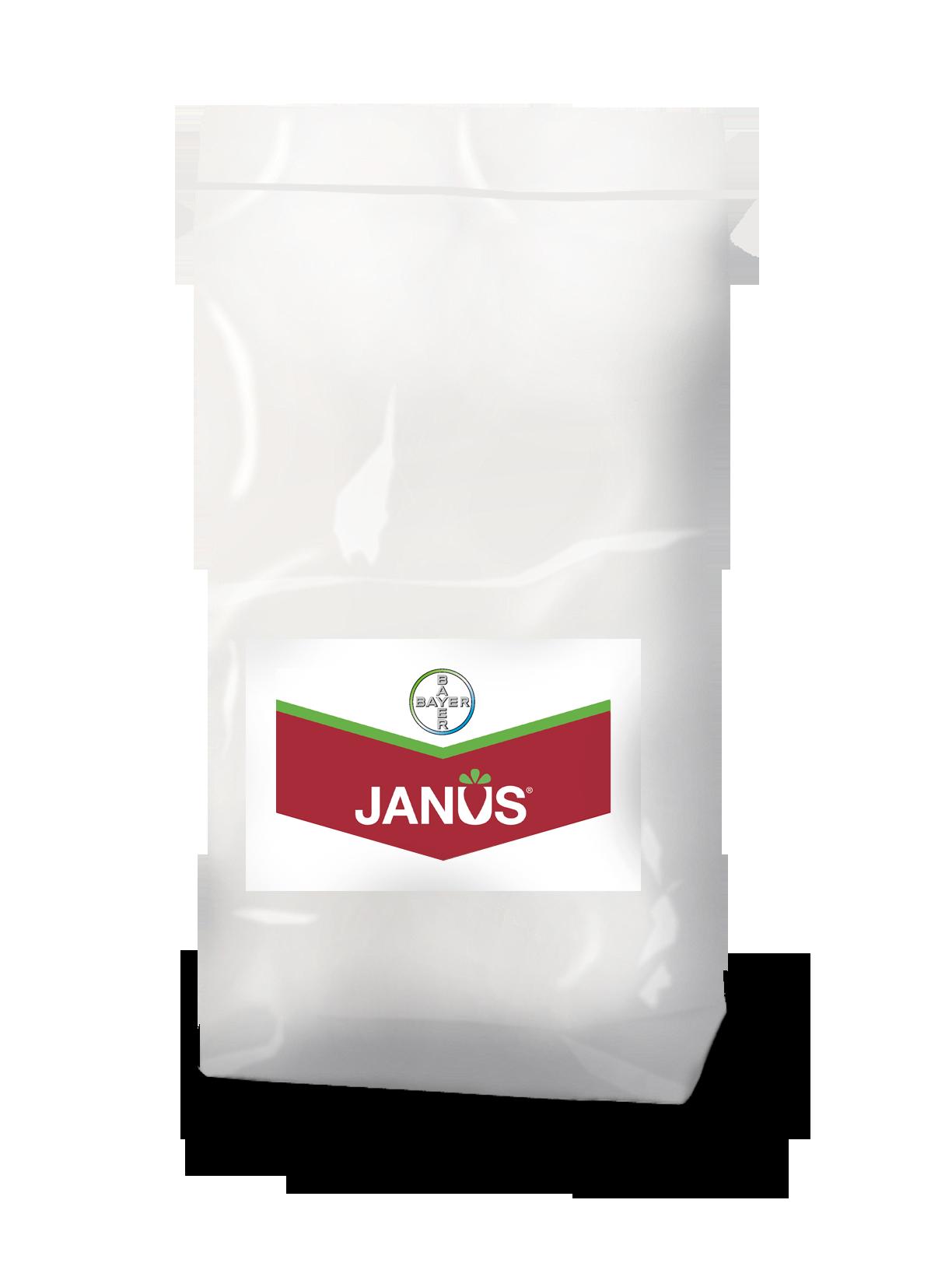 Janus® für die Pillierung von Rübensaatgut