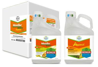 MaisTer® power Aspect® Pack