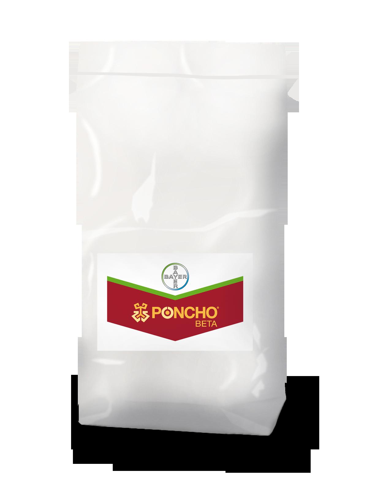 Poncho® Beta für die Pillierung von Rübensaatgut