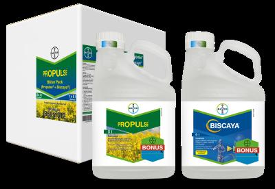 Propulse® Blütenpack (Propulse® + Biscaya®)